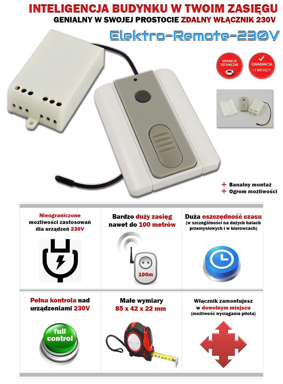 elektro-remote-230v