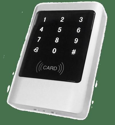 System otwierania przez telefon klawiatura