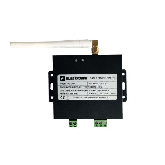 RC-GSM zdalne otwieranie bramy moduł gsm