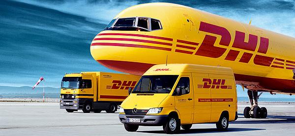 Dostawa DHL